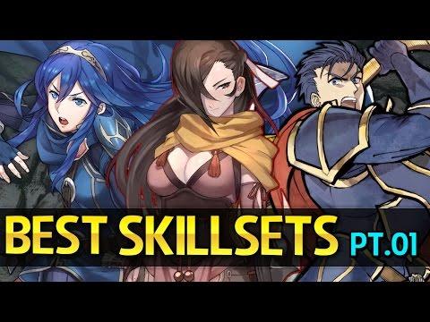 Fire Emblem Heroes: Skill Inheritance - BEST Skillsets Guide: Part 1