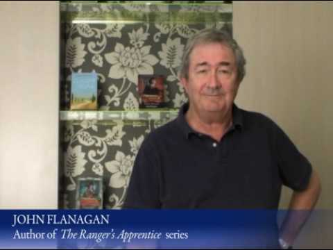 Australians for Australian Books: John Flanagan