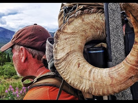 """A Hiking We Will Go"" - An Epic Yukon Backpack Dall Sheep hunt."