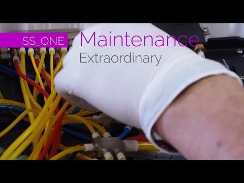 SS_ONE DENTAL UNIT - SIMPLE & SMART ITALIA - EXTRAORDINARY MAINTENANCE