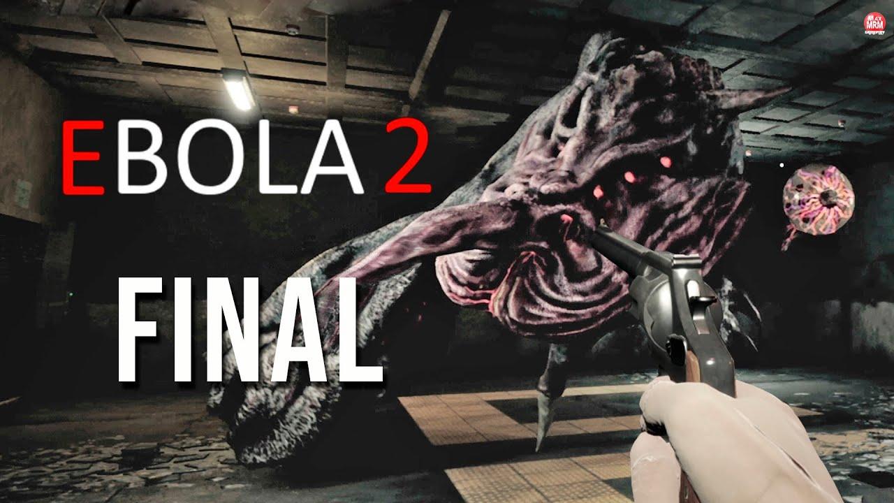 EBOLA 2 - Parte #4 : O FINAL DO JOGO QUE LEMBRA RESIDENT EVIL   Gameplay em PT-BR