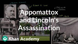Appomattox Court House and Lincoln