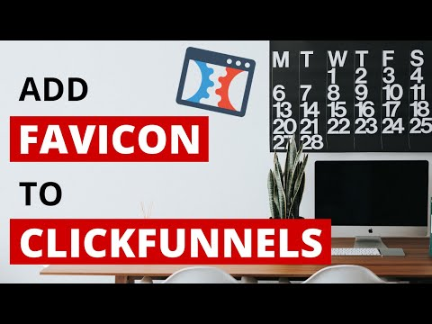 Clickfunnels Favicon - How To Set Or Update A Favicon In Under 5 Min.