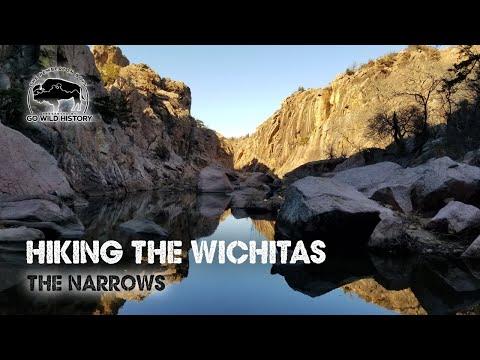 Wichita Mountains - The Narrows
