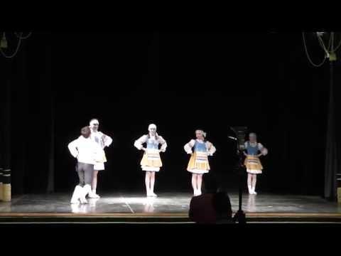 Танец Крыжачок - Гавасти