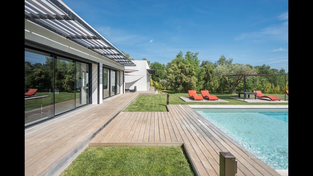 Villa d'architecte moderniste - Espaces Atypiques - YouTube