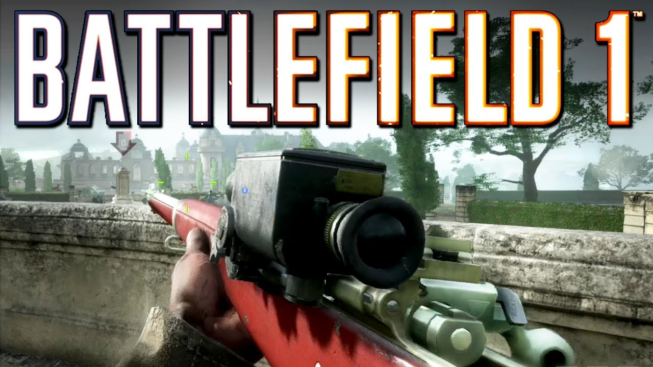 Battlefield 1: I WAS SURROUNDED! - Messy Multiplayer Moments