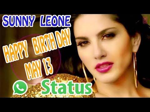 SUNNY LEONE BIRTHDAY WHATSAPP STATUS VIDEO...