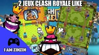 2 Jeux Qui Ressemble A Clash Royale