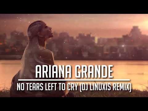 Cover Lagu Ariana Grande - No Tears Left To Cry (DJ Linuxis Remix) STAFABAND
