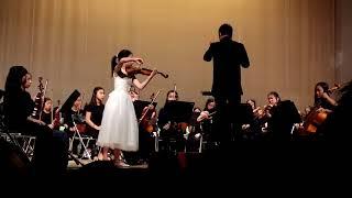 Publication Date: 2018-07-16   Video Title: 小提琴獨奏-黃沛盈Franz Waxman: Carmen
