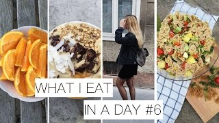 what i eat in a day 6 l vegan hclf
