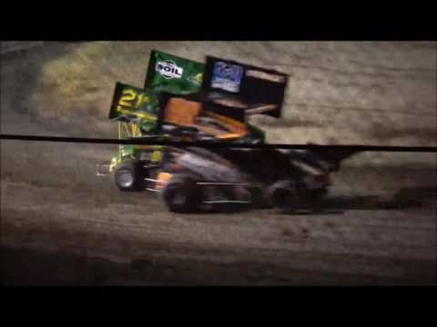 Plaza Park Raceway - Race #9 - Feature - August 26, 2016