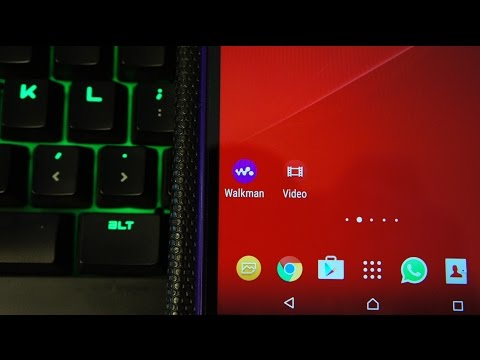 How to bring back Walkman player on Sony Xperia smartphones