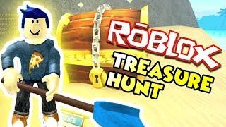 PENCARIAN HARTA ROBLOX! (Roblox Treasure Hunt)