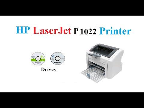 HP 1022   Driver