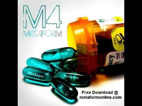 Metaform - Medicinal Purpose Mixtape Volume 2