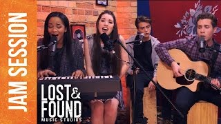 "Lost & Found Music Studios - Jam Session: ""You See Through Me"""