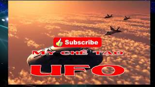 Mỹ chế tạo UFO