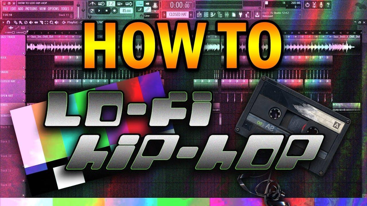 COMO HACER LO-FI HIP-HOP Chords - Chordify