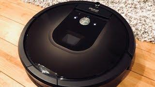 iRobot Roomba 980 Review - Pros & Cons
