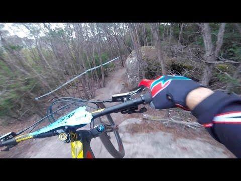 Helmet cam preview EWS Tasmania l Fabien Cousinié