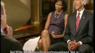 Very Awkward Moment For Michelle Obama