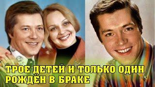 Актёр Евгений Жариков: Роман с Кустинской и жизнь на две семьи знаменитого советского актера