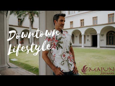 Down Town Lifestyle Men's Aloha Shirts , Honolulu HI.