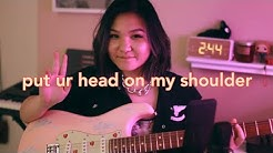 Put Your Head On My Shoulder // Paul Anka (Cover)