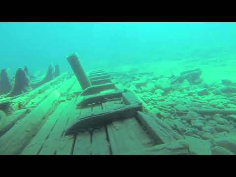 ROV Shipwreck - Remotely Operated Vehicle Survey at Wreck