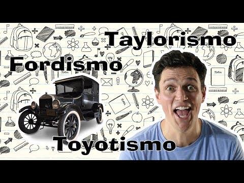 Видео O fordismo e a produtividade no trabalho
