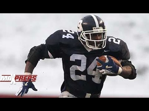 Knowshon Moreno high school highlights, Middletown South (N.J.)