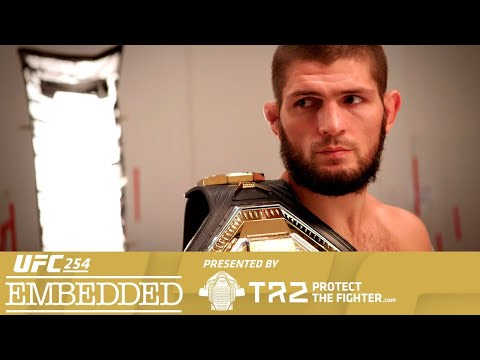UFC 254: Embedded - Эпизод 3