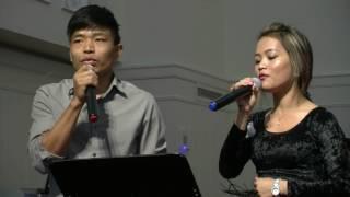 Tv. Rual Hlei Cung & Lg. Rebecca Tial