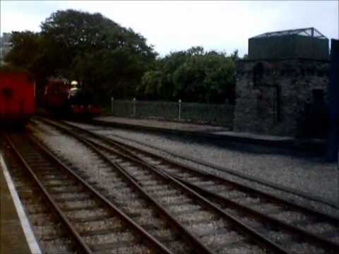 Isle of Man Transport: Steam Railway Part Two