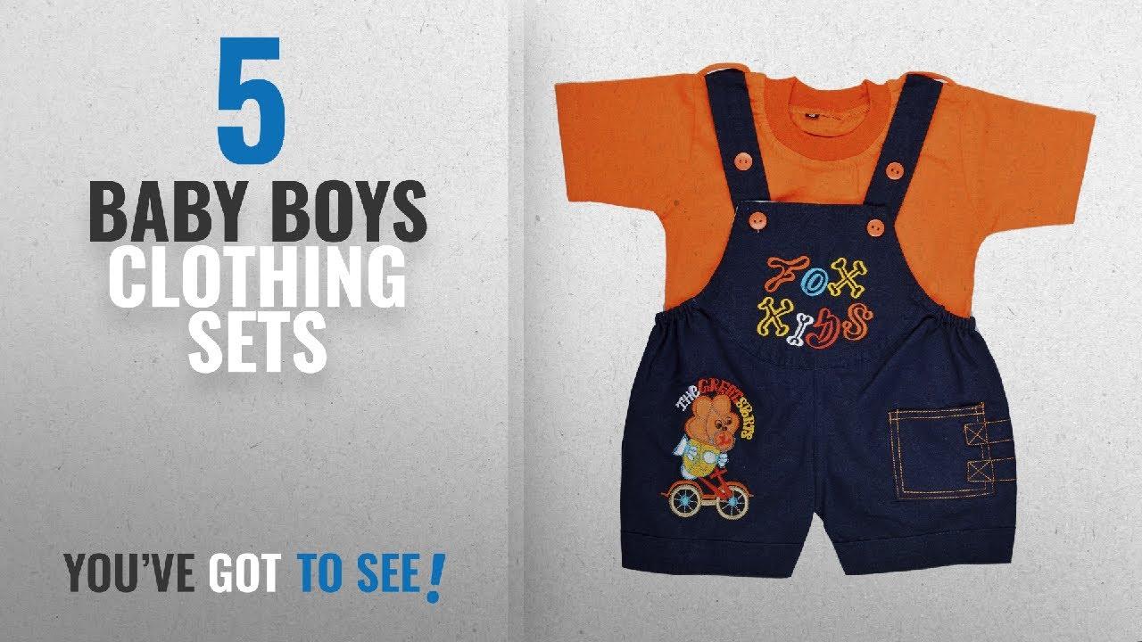 9708c0467 10 Best Baby Boys Clothing Sets  2018 Best Sellers   Kuchipoo Baby ...
