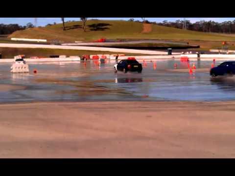 Rwd Audi Quattro Real Drifting Driftmob Eastern Creek Nsw