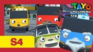 Тайо сезон 4 #12 День с Бубой l мультфильм для детей l Приключения Tayo