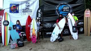 Fu Wax Surf Treino 2021 Cambury-SP Femino
