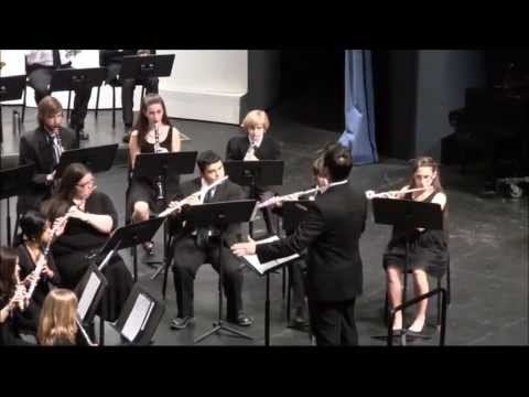 Lowell Youth Junior Wind Ensemble Conducted by James Ham_30APR2013