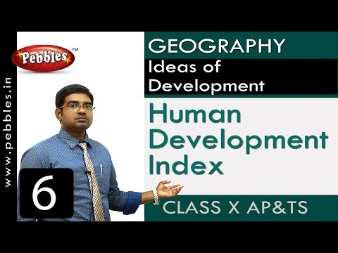 Human Development Index | Ideas of Development | Social |Class 10 Science