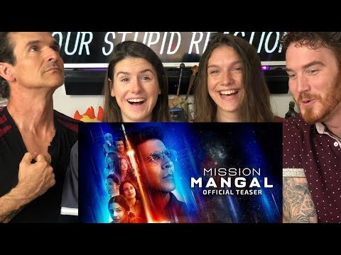 MISSION MANGAL Teaser Trailer REACTION!   Akshay   Taapsee Mp3