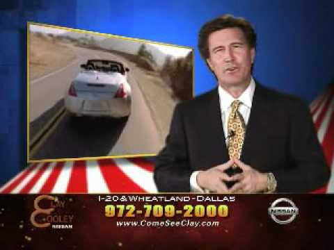 Clay Cooley Dallas >> Clay Cooley Nissan Of Dallas Tent Event Sale Youtube