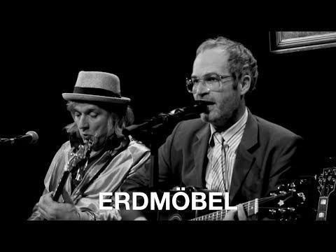 Erdmöbel - Wieder allein, natürlich (Gilbert O'Sullivan Cover) (live bei TV Noir)