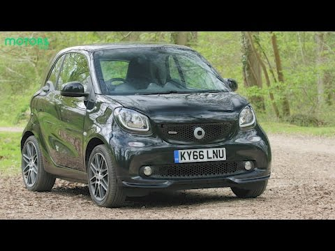 Motors.co.uk | Pocket Rockets - Smart Brabus Review