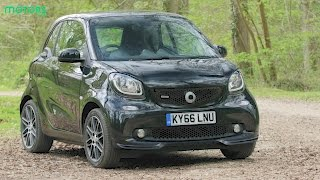 Motors.co.uk | Pocket Rockets - Smart Brabus Review