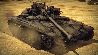 Т92 Обзор | Лучший танк 4-го ранга США в War Thunder