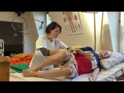 Ganzkörperpflege Unterkörper