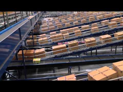 Skechers distribution center